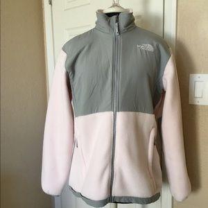 The North Face girl's fleece jacket sz.XL $38